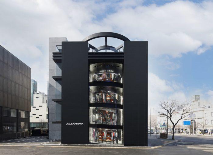 Dolce & Gabbana Store Seoul | Ateliers Jean Nouvel