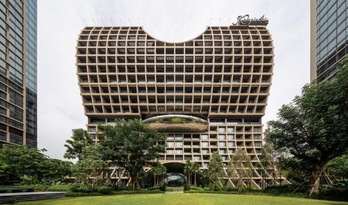 Sindhorn Kempinski Hotel | Plan Architect