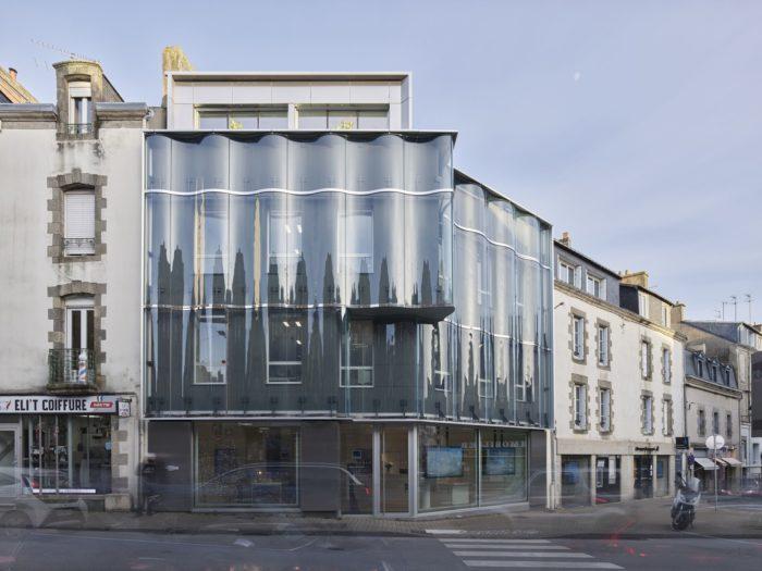 Agency GIBOIRE Morbihan Offices | a/LTA