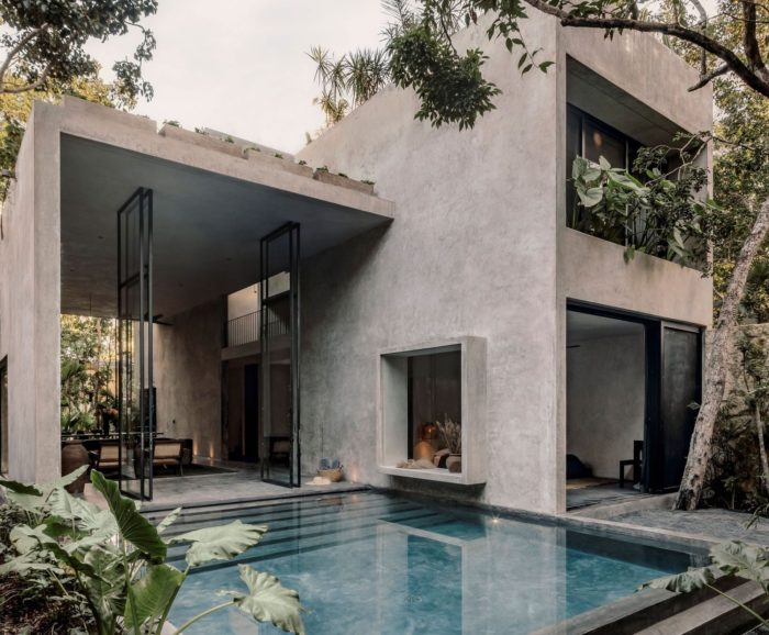 Aviv House | CO-LAB Design Office