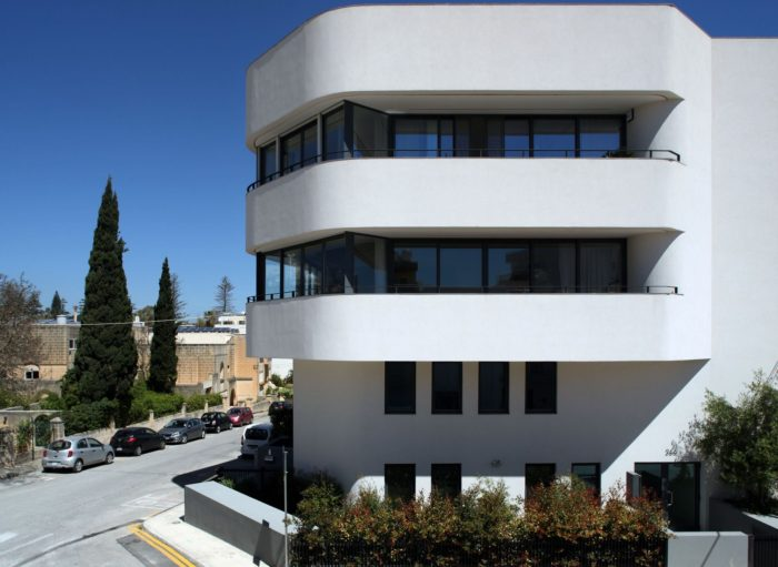 Threeplusone Apartments | Valentino Architects