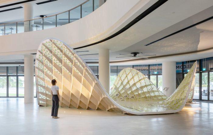 Timescapes Pavilion | AIRLAB