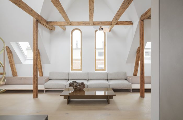 Vester Voldgade Apartment | Studio David Thulstrup