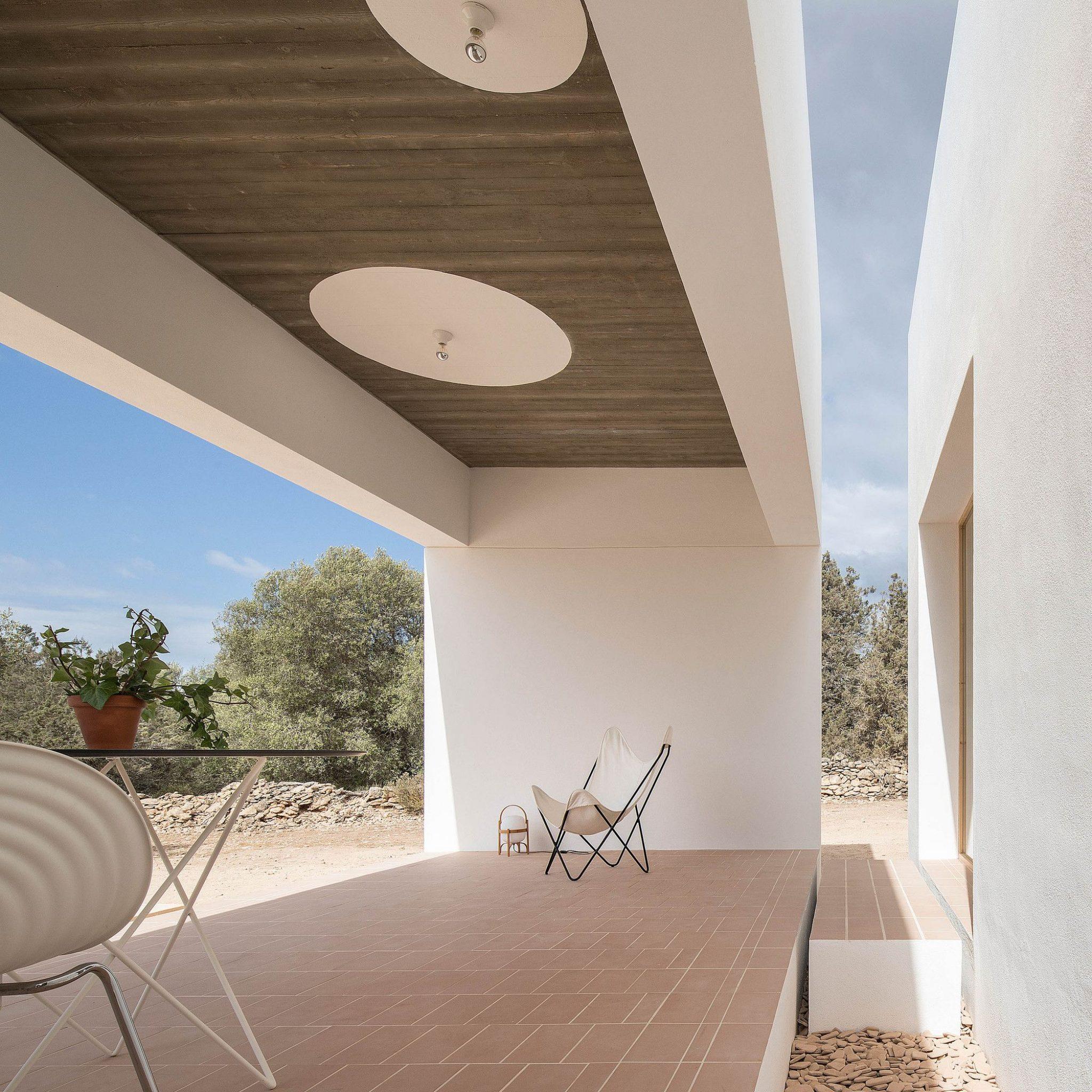 Es Pou House in Formentera I Marià Castelló