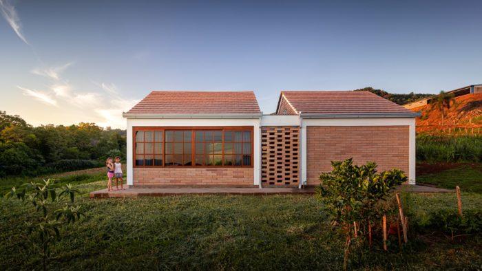 Morro da Manteiga House | LEIVA arquitetura