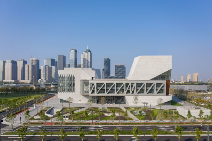 Tianjin Juilliard School | Diller Scofidio + Renfro