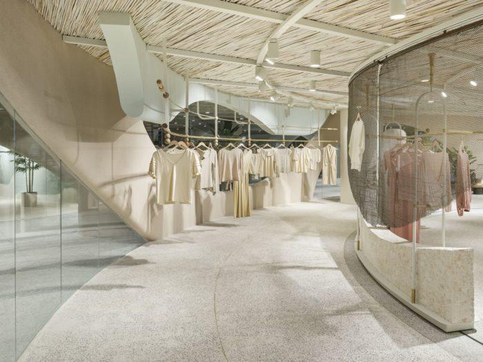 Ulupinar Textile Headquarters Showroom | Zemberek Design