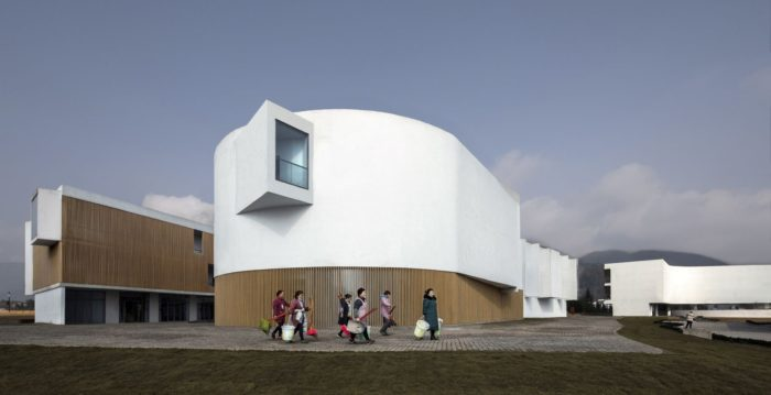 YingYao Sandware Museum Complex | a9architects
