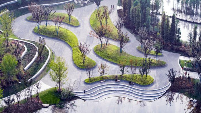 Yujidao Park | BLVD International