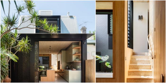 Concrete Blonde House l Carter Williamson Architects