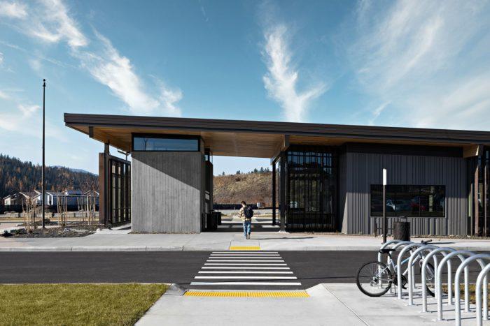 Riverstone Transit Center l ALSC Architects